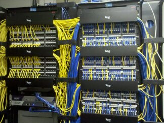 Prime A Network Rack Can Help You Avoid Server Room Spaghetti Ring And Ping Wiring Digital Resources Funapmognl